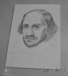 Shakespeare by jianchong