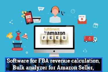 AMZ Researcher FBA Calculator Software