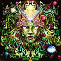 Cosmic Condolence (Colored version 23)