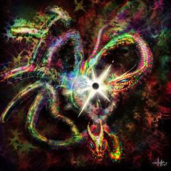 Tritone Starlight by AstArte23