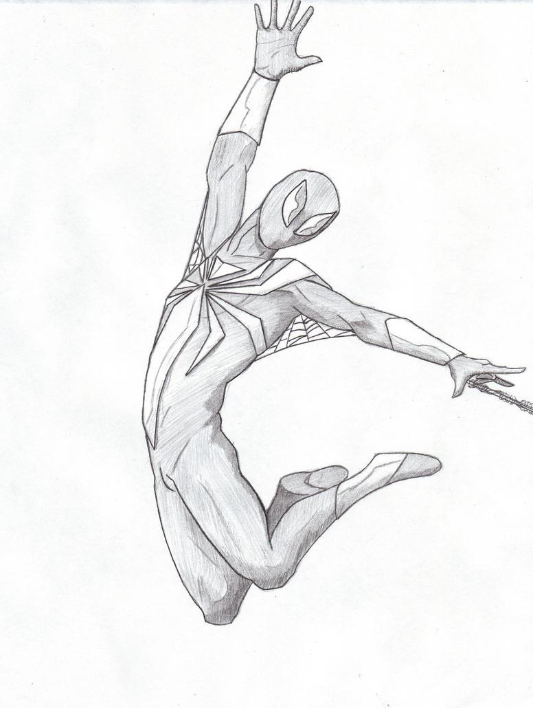 Iron Spider-Man SC by ninjason57 on DeviantArt