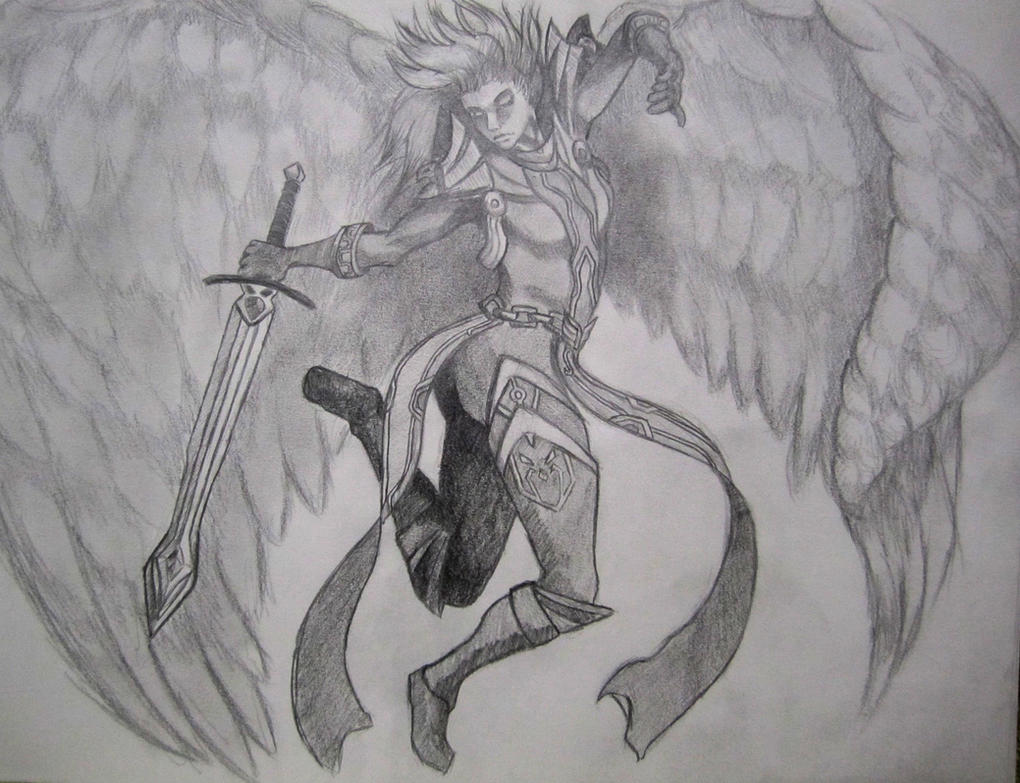 Judgement kayle by ninjason57
