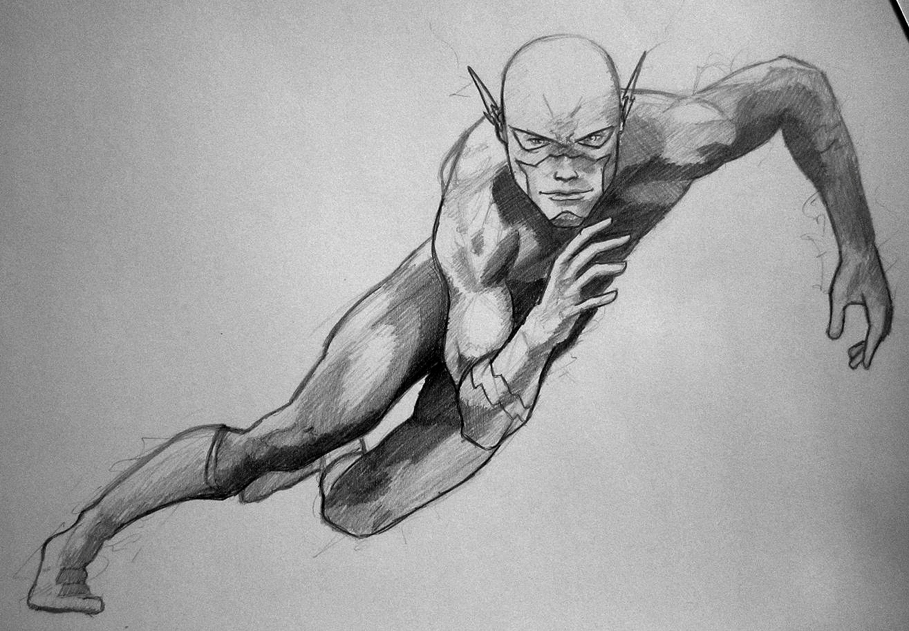 The Flash by ninjason57