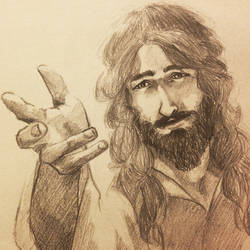 Jesus by ninjason57
