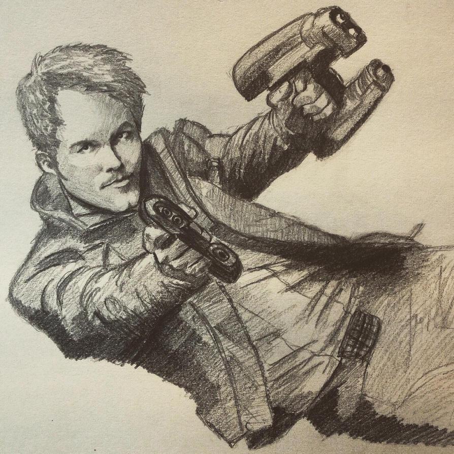 Chris Pratt Guardians of the Galaxy by ninjason57