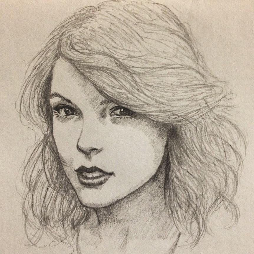 Swift sketch by ninjason57