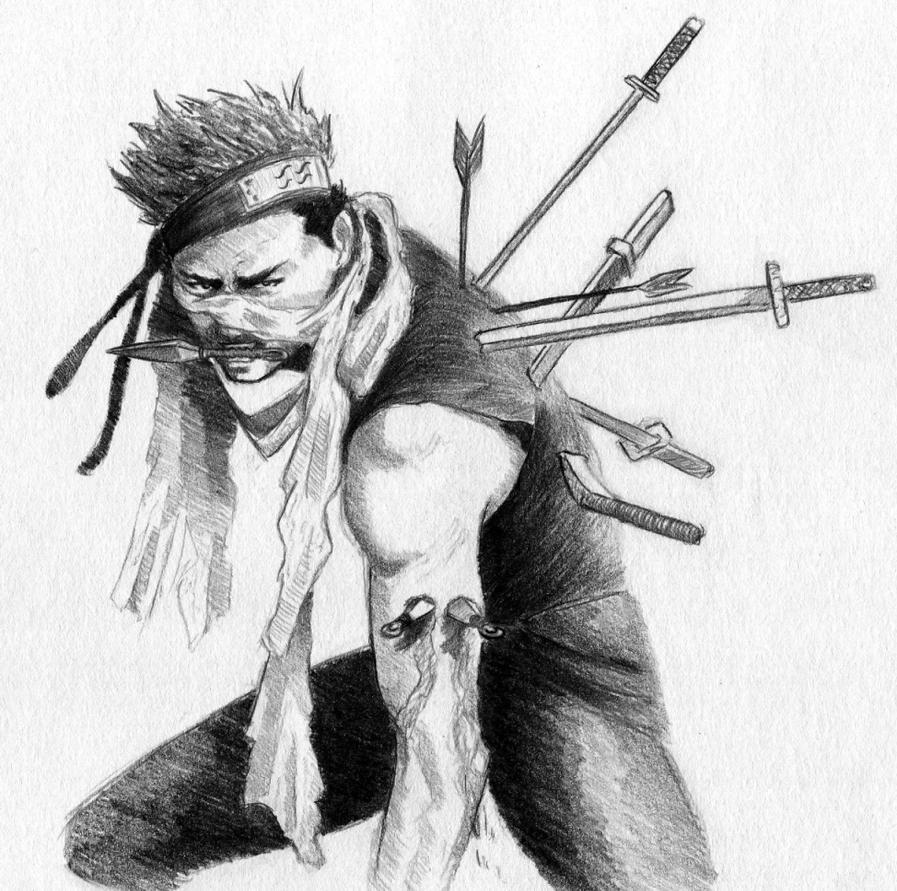 Zabuza Momochi by ninjason57