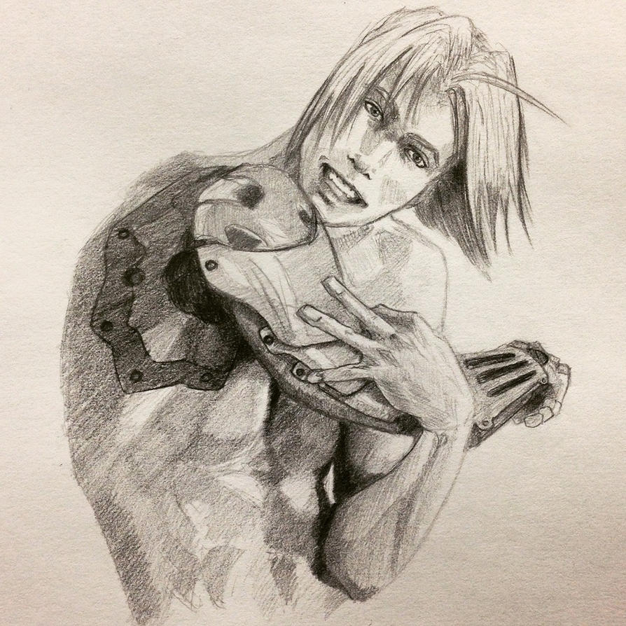 Edward Elric Fullmetal Alchemist by ninjason57