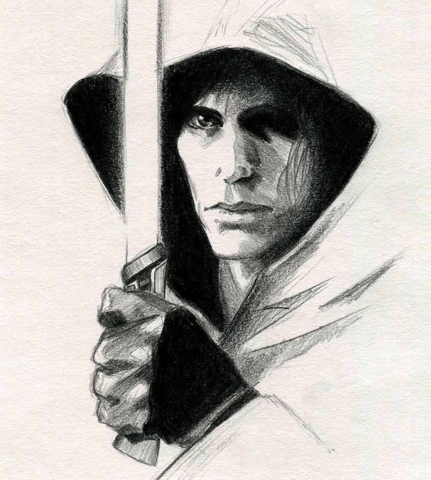 Jedi Knight by ninjason57