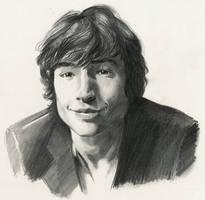 Ezra Miller: The Flash