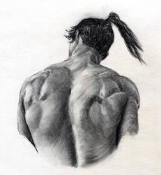 Back Warrior by ninjason57
