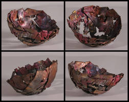 Wrapped Vessel Fire Color