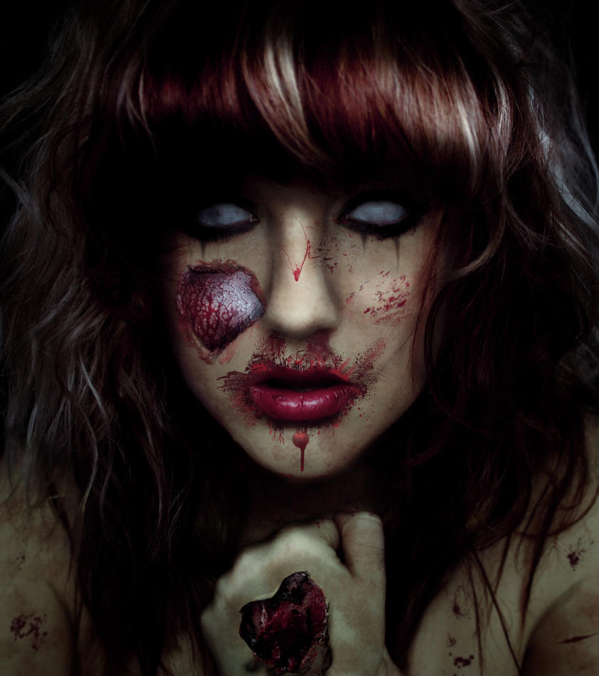 zombie girl jan 05 2013 180852 picture gallery