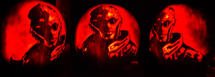 Thane Pumpkin 2011 by weemiji