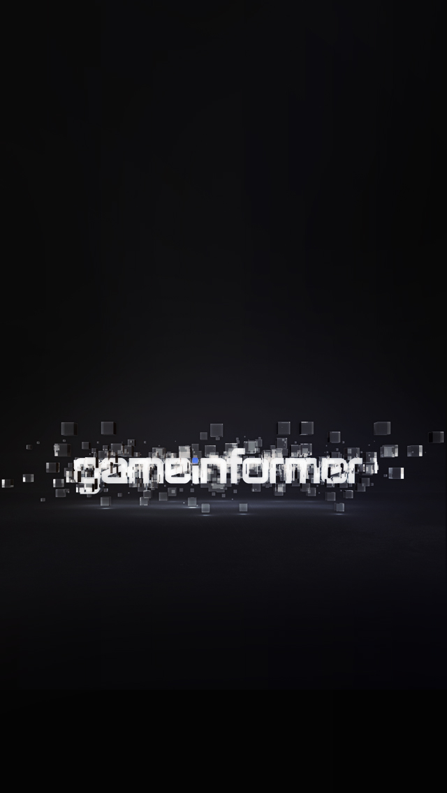 Gameinformer iPhone Wallpaper by footthumb