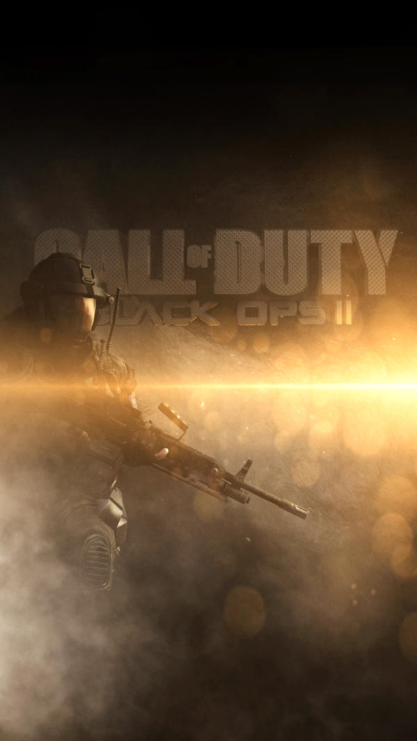 Black Ops 2 IPhone Wallpaper By Footthumb