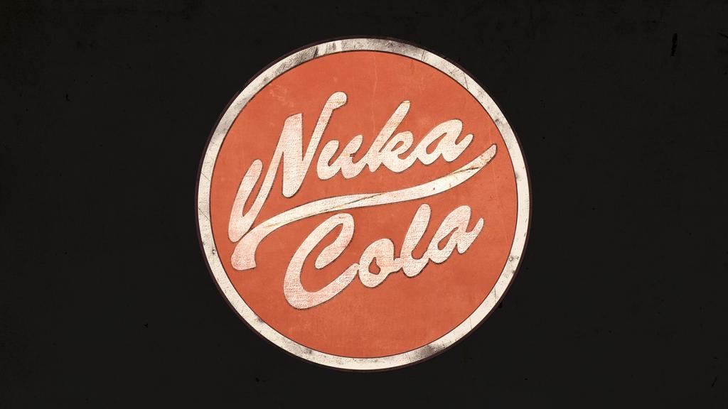 Nuka Cola Wallpaper Black By Footthumb On Deviantart