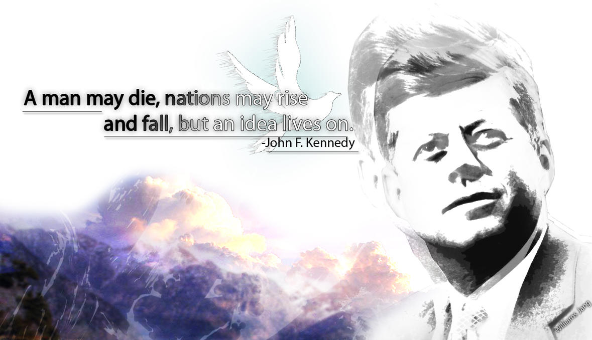john f kennedy quote wallpapers - photo #10