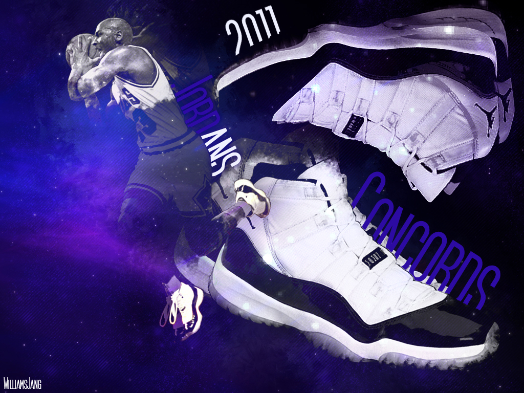 Jordan Xi Concords By Willyj Kor On Deviantart