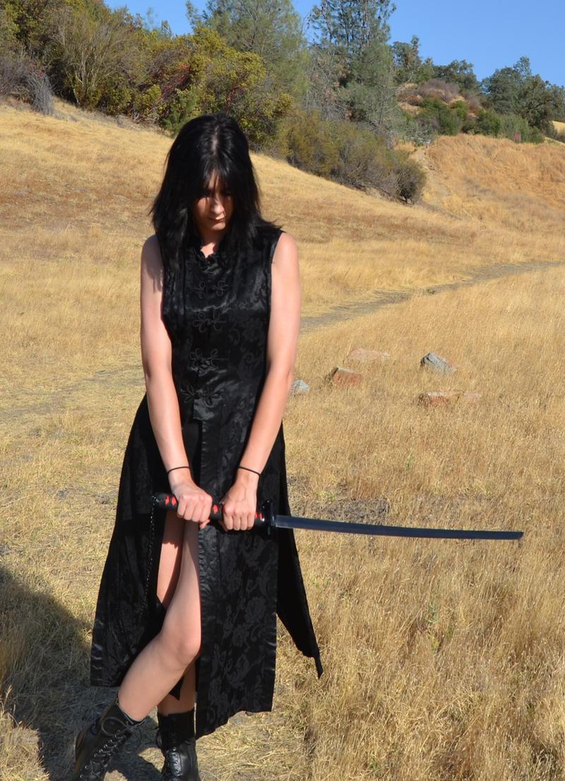 warrior by SeleneTiedman