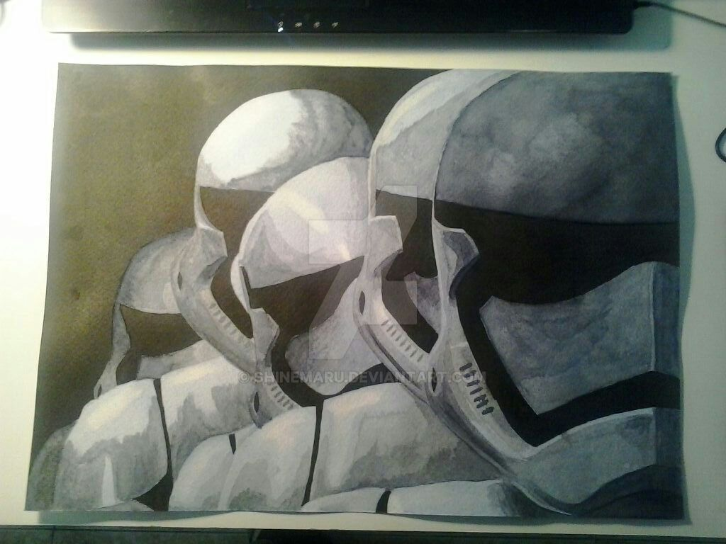 New Stormtroopers by Shinemaru