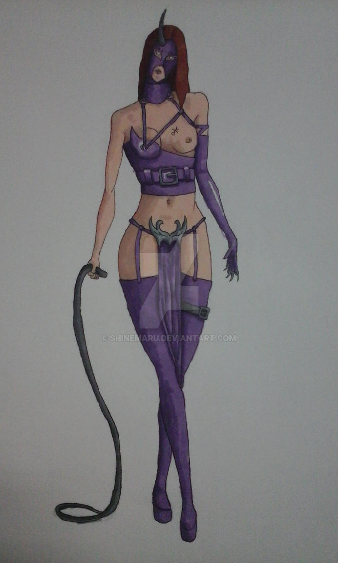 Mistress by Shinemaru