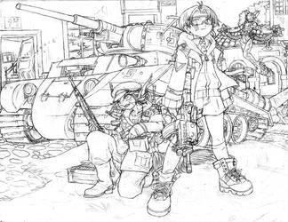 TankBoy by 19MicronHead
