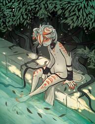 Dreams in Streams by milokey