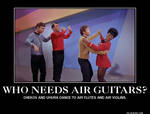 Dancing to Scotty's air flute by 3golondrinas
