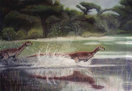 Thescelosaurus (Pastel 1993)