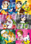 Digimon Partners B