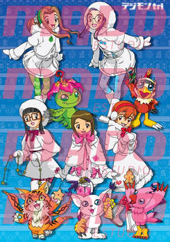 Digimon Adventure Christmas