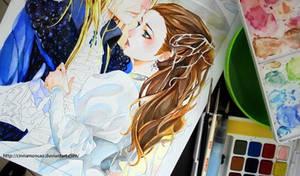 Watercolor WIP