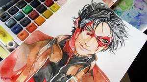 Fan Art: Red Hood
