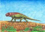 Sphenacodon ferox
