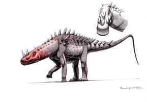 Skull Island bestiary: Diablosaurus