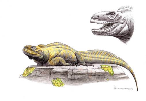 Skull Island bestiary: Ursusuchus