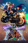 Psylocke Deathwish by puzzlepalette