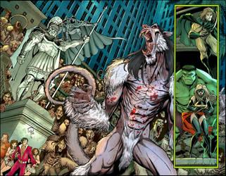 Hulk by puzzlepalette