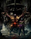Thanos and Kang