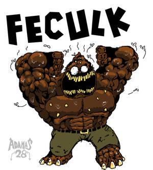 The Incredible Feculk
