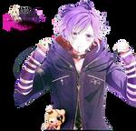 [Diabolik Lovers] Kanato Sakamaki -Render #1-