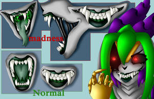 reference omegastar madness by TFomegastar