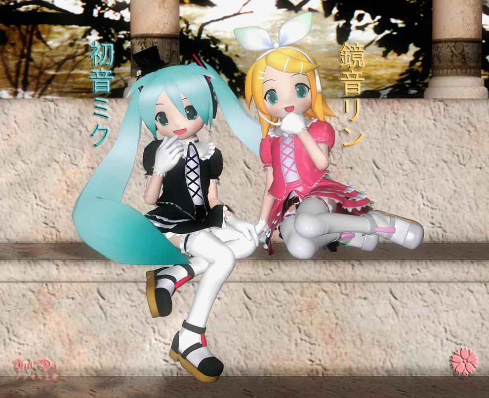 3D Daughter Art