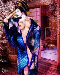 Orian Blossom by Axel-Doi