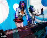 My Little Pony (Vinyl Scratch/DJ Pon-3)