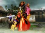My Little Pony (Maya Doi) And Origins! by Axel-Doi