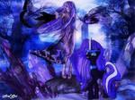 My Little Pony:Rarity Everlasting/Nightmare Rarity
