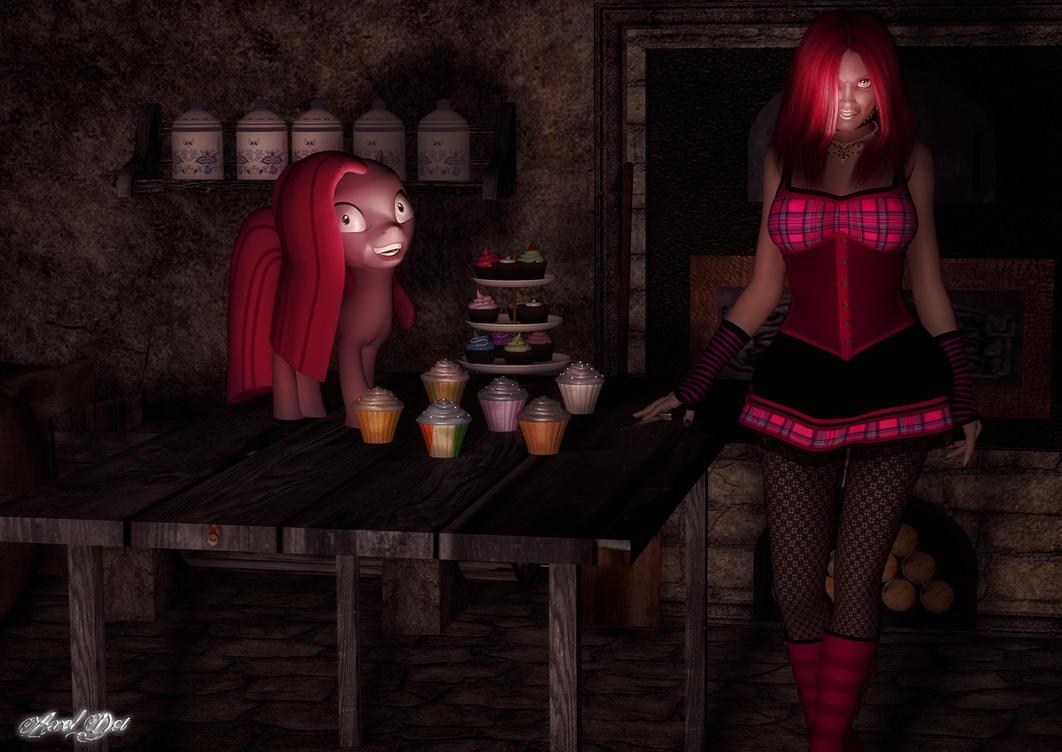 My Little Pony: Pinkamena Diane Pie by Axel-Doi
