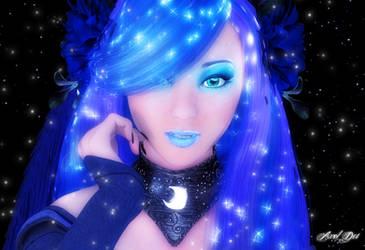 Portrait of the Moon Goddess